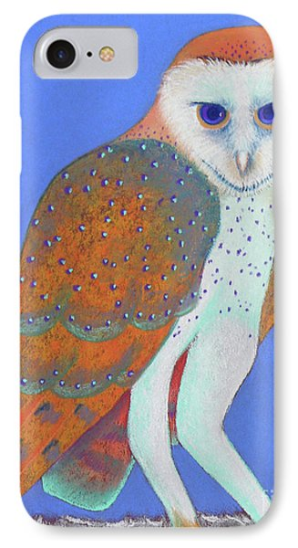 Parliament Of Owls Detail 1 Phone Case by Tracy L Teeter
