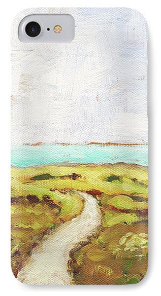 Path To The Sea IPhone Case by Clary Sage Moon