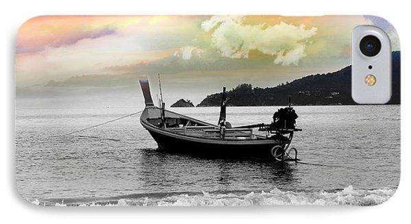 Patong Beach IPhone 7 Case by Mark Ashkenazi