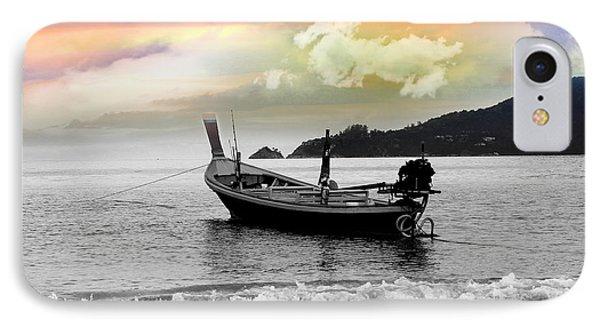 Patong Beach IPhone Case by Mark Ashkenazi
