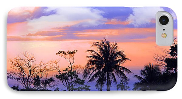 Patong Thailand IPhone Case by Mark Ashkenazi