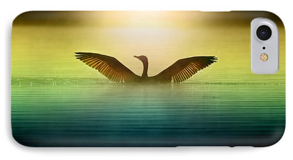 Phoenix Rising IPhone Case by Rob Blair