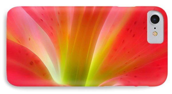 Pink Zen IPhone Case by Krissy Katsimbras