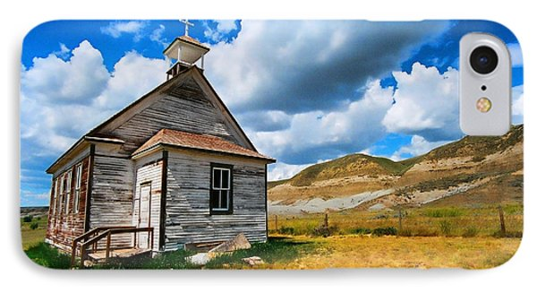 Pioneer Church 1 Phone Case by Lawrence Christopher