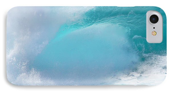 Pipeline First Reef Phone Case by Kevin Smith