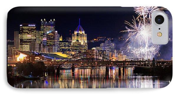 Pittsburgh 1  Phone Case by Emmanuel Panagiotakis