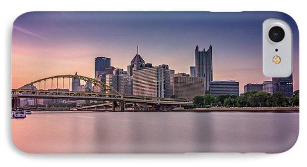 Pittsburgh IPhone Case by Rick Berk