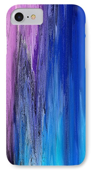 Pixel Sorting 9 IPhone Case by Chris Butler
