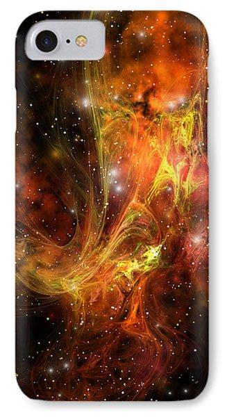 Plasma Drift Phone Case by Corey Ford