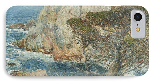 Point Lobos, Carmel IPhone Case by Childe Hassam