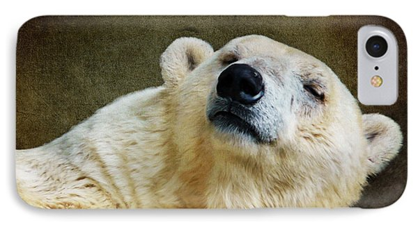 Polar Bear IPhone 7 Case by Angela Doelling AD DESIGN Photo and PhotoArt