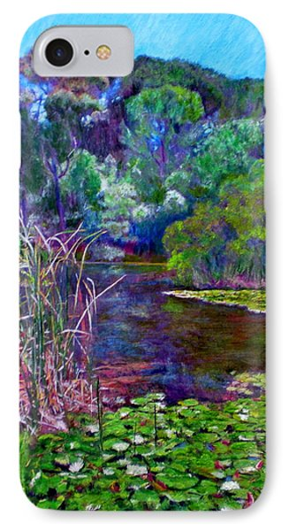 Pond Of Tranquility Phone Case by Michael Durst