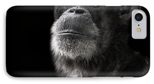 Ponder IPhone 7 Case by Paul Neville
