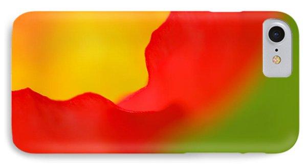 Poppy IPhone Case by Silke Magino