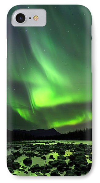 Portage Green IPhone Case by Ed Boudreau