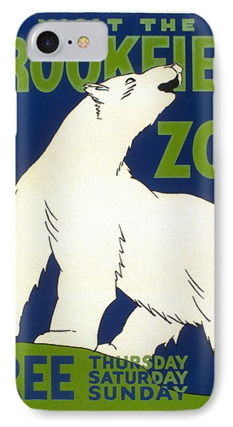 Poster For The Brookfield Zoo Phone Case by Unknown