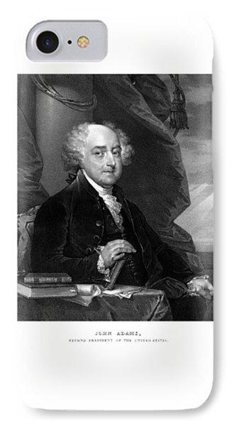 President John Adams Phone Case by War Is Hell Store