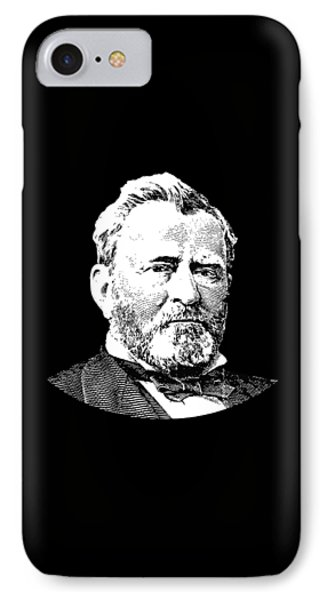 President Ulysses S. Grant IPhone Case by War Is Hell Store