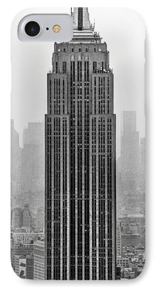 Pride Of An Empire IPhone 7 Case by Az Jackson