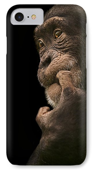 Promiscuous Girl IPhone 7 Case by Paul Neville