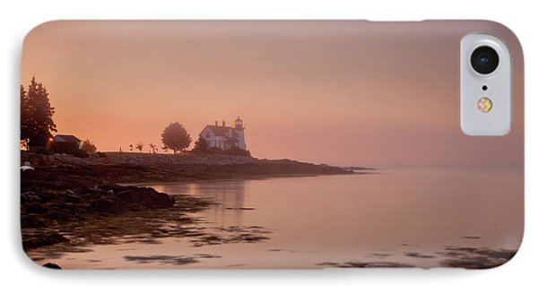 Prospect Harbor Dawn Phone Case by Susan Cole Kelly