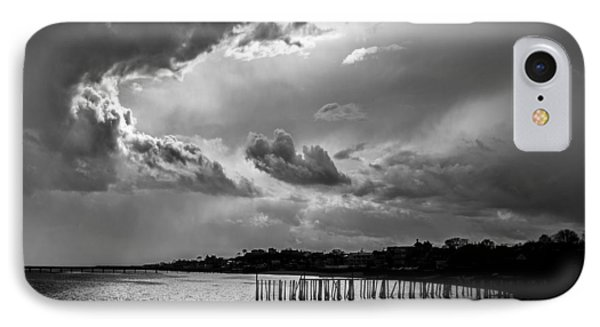 Provincetown Storm IPhone Case by Charles Harden