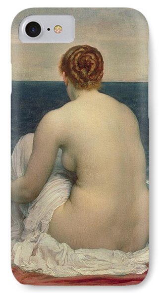 Psamanthe Phone Case by Frederic Leighton