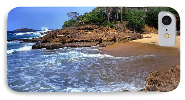 Punta Morillos Near Arecibo Phone Case by Thomas R Fletcher