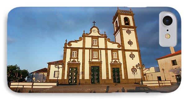 Rabo De Peixe Church Phone Case by Gaspar Avila