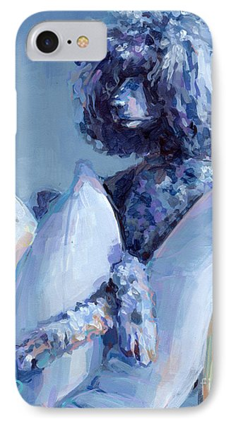 Ready For Her Closeup Phone Case by Kimberly Santini