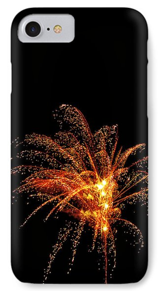 Red Splash Phone Case by Phill Doherty