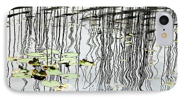 Reeds And Reflections Phone Case by Dave Fleetham - Printscapes