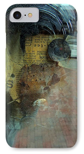 Reflection 1 Phone Case by Marcia L Jones