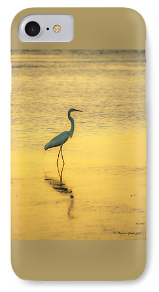 Reflection IPhone Case by Marvin Spates