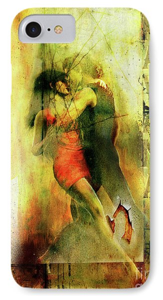 Remember The Time IPhone Case by Shanina Conway