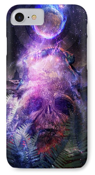 Resurrection IPhone Case by Cameron Gray