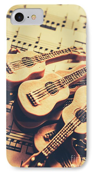 Retro Folk And Blues IPhone Case by Jorgo Photography - Wall Art Gallery
