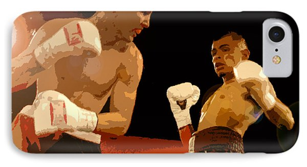 Ringside Phone Case by David Lee Thompson