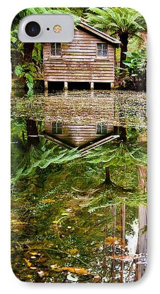 River Reflections IPhone Case by Az Jackson