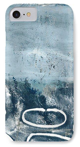 River Walk 2- Art By Linda Woods IPhone Case by Linda Woods