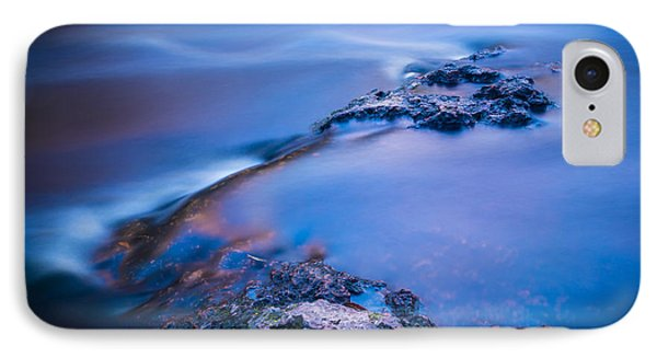 Rocks And Water IPhone Case by Marvin Spates