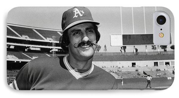 Rollie Fingers (1946- ) Phone Case by Granger
