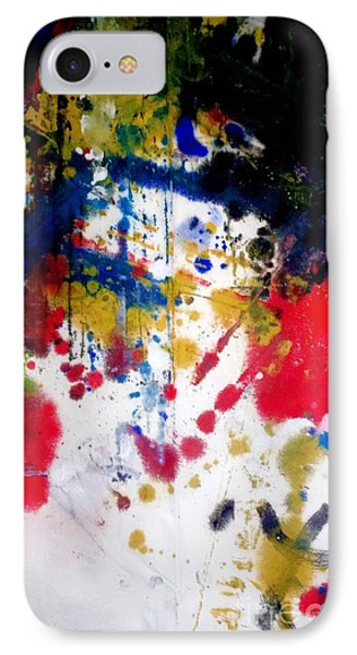Romak Abstract IPhone Case by Amy Sorrell