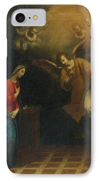 Rome The Annunciation IPhone Case by MotionAge Designs