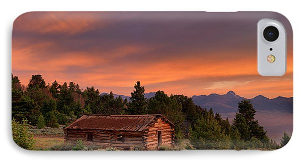Room With A View IPhone Case by Leland D Howard