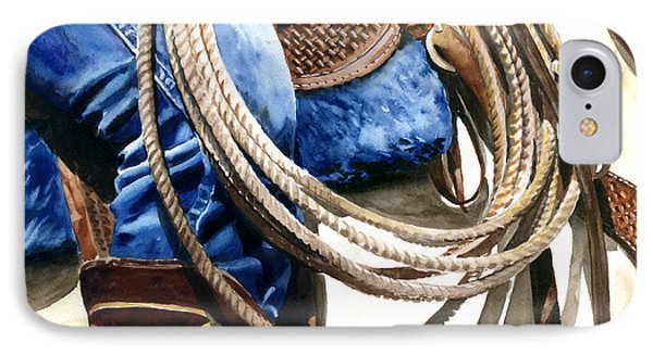 Rope Phone Case by Nadi Spencer