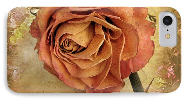 Rose  IPhone Case by Jessica Jenney