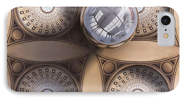 Rotunda 4 Ways IPhone Case by Scott Norris