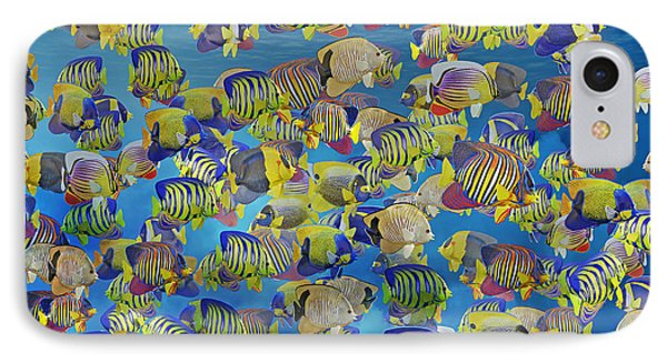 Rush Hour IPhone Case by Betsy Knapp