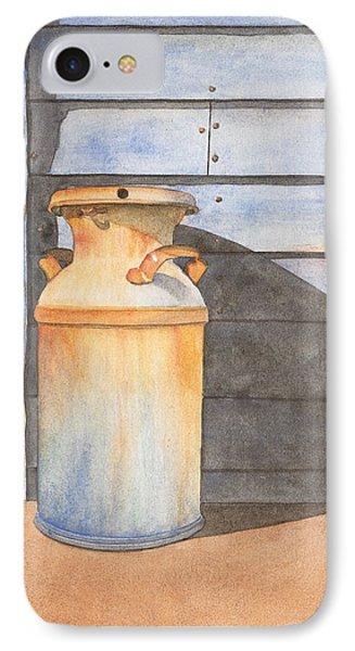 Rusty Milk Phone Case by Ken Powers